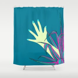 give it a try Shower Curtain
