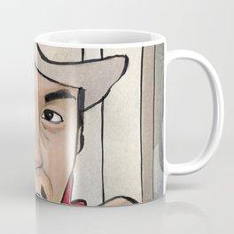 Cantinflas Takes a Spoonful Coffee Mug