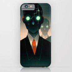 Microchip mind control iPhone 6 Slim Case