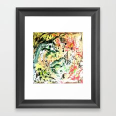 untitled 34 Framed Art Print