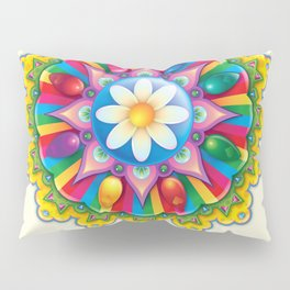 Kandy Mandala Pillow Sham
