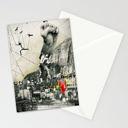 Escaping Sisyphus. Stationery Cards