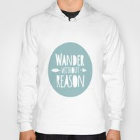 wander Hoodies featuring Wander by Zen and Chic