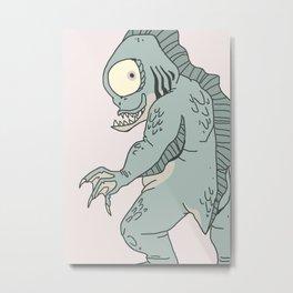 The Innsmouth Look Metal Print
