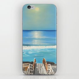 Aberavon Beach iPhone Skin