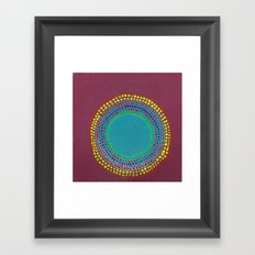 Dotto 5 Framed Art Print