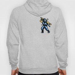 8bit Ninja Hoody