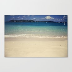 The Devil's Isles Canvas Print