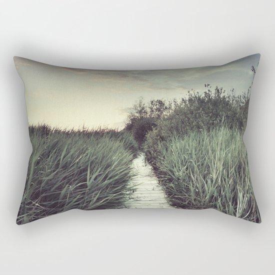 """""""My way..."""" Rectangular Pillow"""