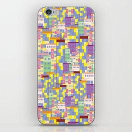 Building Pixel Blocks iPhone Skin