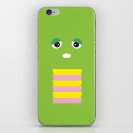 Gachapin iPhone Skin