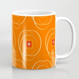 Warm Universe Pattern  Coffee Mug
