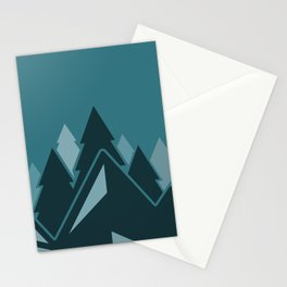 Montagne Stationery Cards