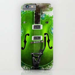 Brian Setzer's electric guitar iPhone Case