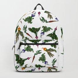 Root Vegetable Pattern Backpack