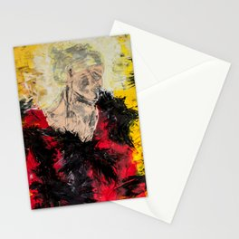 Overcoming darkness Stationery Cards