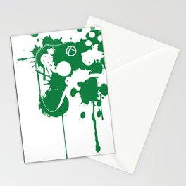 Control - D Stationery Cards