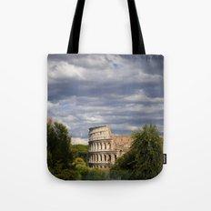 The Roman Colosseum  Tote Bag