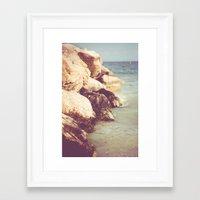 rocky Framed Art Prints featuring Rocky by Patrik Lovrin Photography