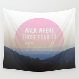 MYSTIC VALLEY Wall Tapestry