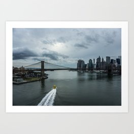 That's New York To Me Art Print