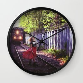 Time Goes Faster Wall Clock