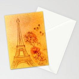La Tour Eiffel Paris Stationery Cards