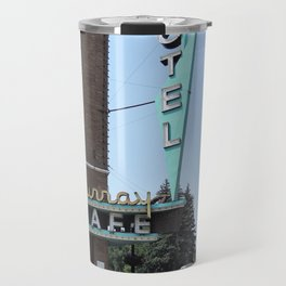 Livingston, Montana Travel Mug