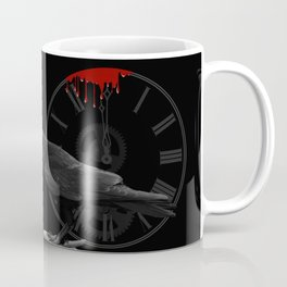 Vampire at Midnight Coffee Mug
