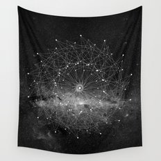 STARGAZING IS LIKE TIME TRAVEL Wall Tapestry