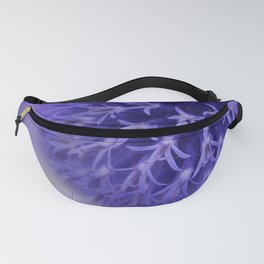 lilac on lilac -2- in portrait format Fanny Pack