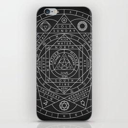 Sacred Geometry iPhone Skin
