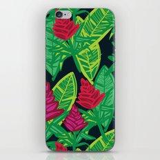 Tropical dreams iPhone & iPod Skin