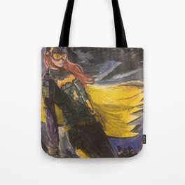 GCPD BATGIRL Tote Bag