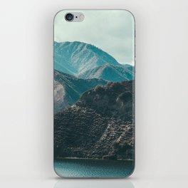 Layered Mountains iPhone Skin