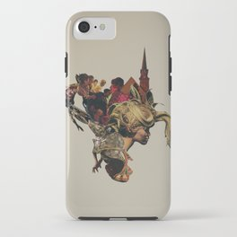 The Sirens Simply Vanished iPhone Case