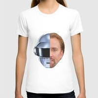 nicolas cage T-shirts featuring Daft Cage by Jared Cady