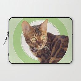 Boris the cat - Boris le chat Laptop Sleeve