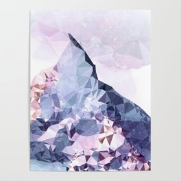 The Crystal Peak Poster
