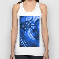 attack on titan Tank Tops featuring Titan by Brian Raggatt