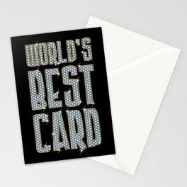 World's Best Stationery Cards