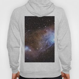 Coloured Nebula in Scorpius Hoody