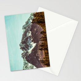 Alpspitze till Zugspitze Stationery Cards
