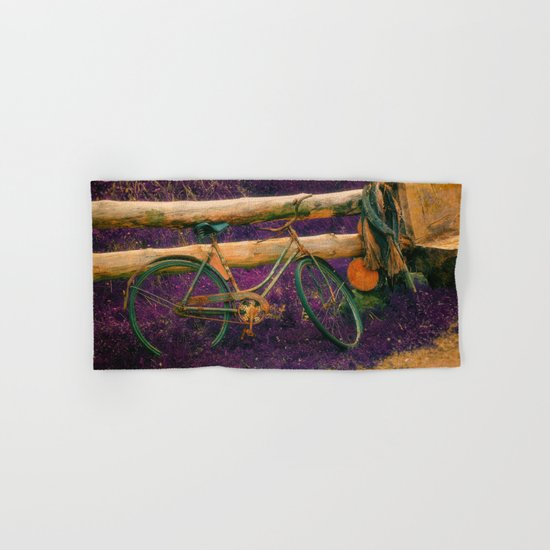 Bicycle Hand & Bath Towel