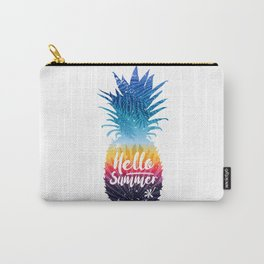 pineapple hello summer Carry-All Pouch