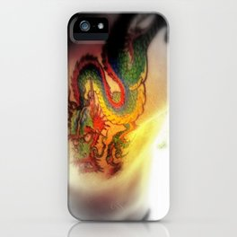 The Doc Goes Around the World - Melbourne iPhone Case