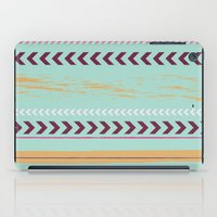 arrow iPad Cases featuring arrow. by Wooden Wolves