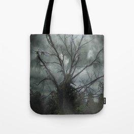 Sleeping Hallow Tote Bag