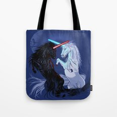 Starwars with Unicorns  Tote Bag