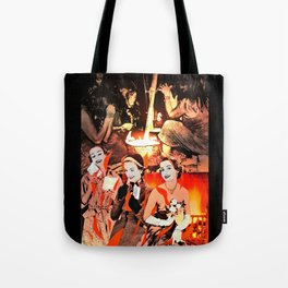 A Deed With No Name Tote Bag